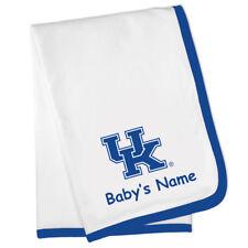 Kentucky Wildcats Personalized Baby Blanket