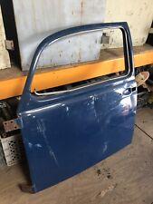Vw Beetle 1967 Only Door. Rust Free. Needs Straightening