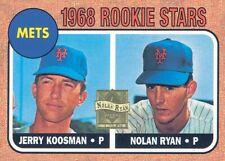 1999 Topps Ryan #1 Nolan Ryan 1968 - Nm-Mt