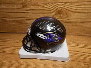 Marlon Humphrey autographed Baltimore Ravens Mini Helmet signed