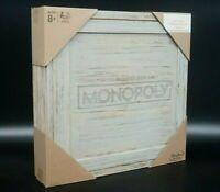 Sonderedition Monopoly Hasbro Holz - Neu & OVP