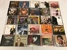 LOT OF 10 MUSIC CD MIXED VARIOUS GENRE ARTISTS CLASSIC COUNTRY COLLECTION NEW