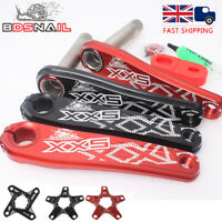 SNAIL GXP 104/110bcd MTB Road Bike Chainset 170mm Crank set 4/5 Claw Converter