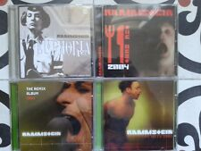 COLLECTION/LOT 4 MEGARARE CD RUSSE de RAMMSTEIN: SELECTION POSSIBLE
