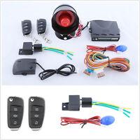 1Set Car Vehicle Alarm Security Protectioin Keyless Entry System Anti-Theft