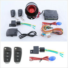 1Set Car Vehicle Alarm Security Protectioin Keyless Entry System Anti-Theft