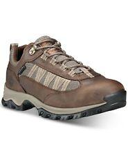 Men's Timberland Maddsen Lite Low Boots Dark Brown 9M B4HP