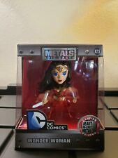 Jada Metal Die Cast Figures 4inch Wonder Woman Rare M225