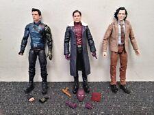 Marvel Legends Disney Plus Lot - Winter Soldier , Baron Zemo , Loki Loose MCU