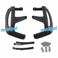 black Cylinder Engine Protector Guard For BMW R1200GS 2004-08 R1200R 06-2010 New