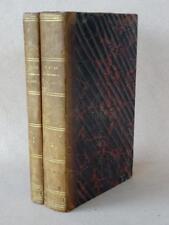 Victor HUGO LE RHIN. LETTRES A UN AMI 1842 RARE EDITION ORIGINALE