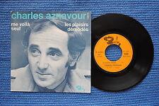 CHARLES AZNAVOUR / SP BARCLAY 61 569 / BIEM 1972 ( F )