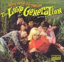 Love Generation- Love and Sunshine: The Best of the Love Generation