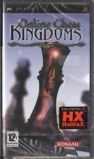 Online Chess Kingdoms Videogioco PSP Nuovo Sigillato 4012927061169