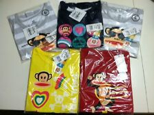 NWT 5 Paul Frank Girls clothes; size Large ; 3 Tanktops and 2 T-shirt