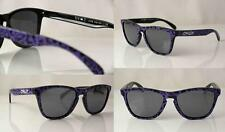 OAKLEY VanNess Wu COLLECTORS EDITION FROGSKINS 24-295 BLACK IRIDIUM NEW