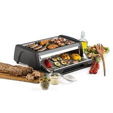 Klarstein Doppeldecker horno barbacoa 2 en 1 potencia 1500w tostar cocer asar