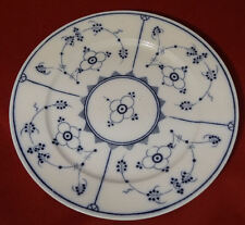 c1868 Brown Westhead Moore & Co. COPENHAGEN Flow Blue Dinner Plate
