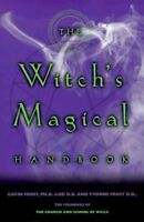 NEW The Witch's Magical Handbook by Gavin Frost