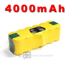 14.4V 4000mAh Vacuum NI-MH Battery For iRobot Roomba 500 510 530 570 580 550