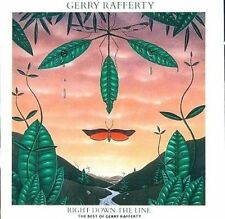 NEW Right Down the Line: Best of Gerry Rafferty (Audio CD)