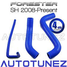 Subaru Forester SH Silicone Radiator Hose Pipe Kit ozproz