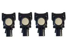 Set of 4 PDC Parking Sensor Reverse Silver for Lexus Toyota  8934164010
