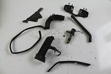 1987 HONDA GL 1200 A ASPENCADE GOLDWING HOSE BRACKETS TRIM COVER OEM GL1200A 87