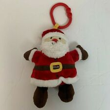 Carters Hanging Musical Santa Claus Infant Baby Toy Christmas Holiday