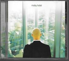 CD ALBUM 14 TITRES--MOBY--HOTEL--2005