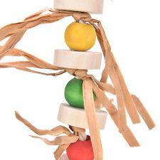 Jouet pour oiseau Swing Cage Corde Harnais Toys perruche Calopsitte élégante Perruche Fo