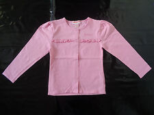 Gilet rose 6 ans ORCHESTRA TBE