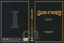 Guns N' Roses Gold Greatest Hits DVD NEW