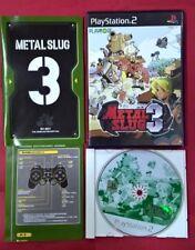 Metal Slug 3 - PLAYSTATION 2 - PS2 - USADO - MUY BUEN ESTADO
