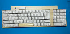 Vintage Apple IIGS Desktop Bus Keyboard 825-1301-A Orange Alps 658-4081
