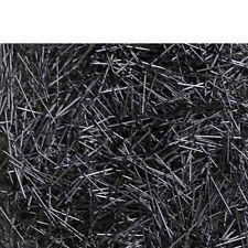 Dekostecknadeln 31 mm Länge, schwarz 1000g, biegbar