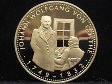 Medaille Johann Wolfgang von Goethe 1749-1832      Nr 262