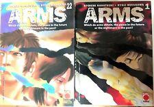 ARMS da 1 a 22 prima edizione  PLANET MANGA [CAM]