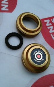 PENN 8500 SS GOLD ANODIZED BEARING COVERS - USA.