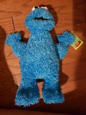 """12"""" 28 CM Cookie Monster Koekiemonster Plush German Sesame Street Sesamstraat"""