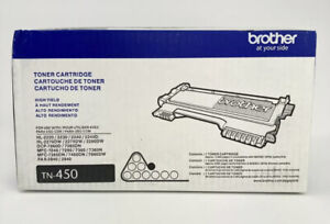 GENUINE Brother High Yield Toner TN-450 HL-2230 HL-2270DW New Free Shipping