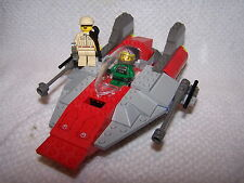 Lego 7134 A-Wing Fighter Star Wars 100% Complete