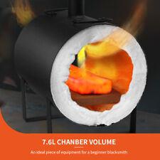More details for toauto gas forging furnace burner propane forge knife making blacksmith 7.6l