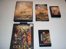 Golden Axe 1 & Golden Axe 2 (Sega Genesis, 1989)