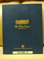 Volume 13 - The White House Commemorative Stamp Book