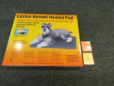 """K&H Lectro-Kennel Heated Pad Concrete Doghouse Dog Cat Pet Small 12.5"""" X 18.5"""""""