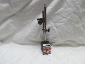 Starrett No. 657 Magnetic Base and Indicator Holder