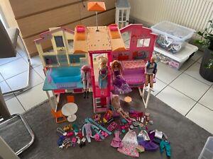Barbie Stadthaus Puppenhaus