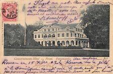 CPA SURINAM GOUVERNEMENTS HOTEL FRONT PARAMARIBO