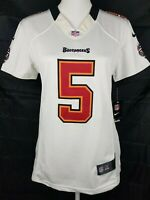 Nike On Field Jersey Tampa Bay Buccaneers Women's Size Medium Josh Freeman No. 5